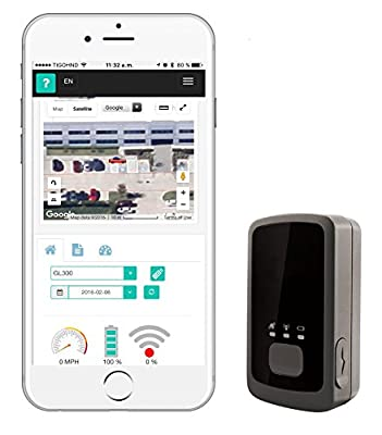 Optimus Real Time GPS Tracker by Queclink
