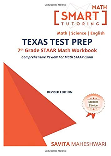 Texas Test Prep STAAR Math Workbook-Grade 7: Largest number