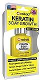 NAIL-AID Keratin 3 Day Growth, Clear, 0.55 Fluid
