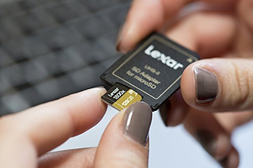Lexar professional 1800x 64gb microsdxc uhs-ii card (lsdmi64gcbna1800a) 4 high-speed performance—leverages uhs-ii technology (u3) for a read transfer speed up to 270mb/s (1800x) premium memory solution for sports camcorders, tablets, and smartphones designed for high-speed capture of high-quality images and extended lengths of 1080p full-hd, 3d, and 4k video