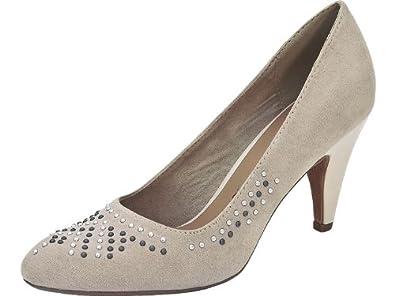 471c7693ca3c0 Tamaris Pumps Ivory - Pumps - beige , Schuhgröße 41: Amazon.de ...