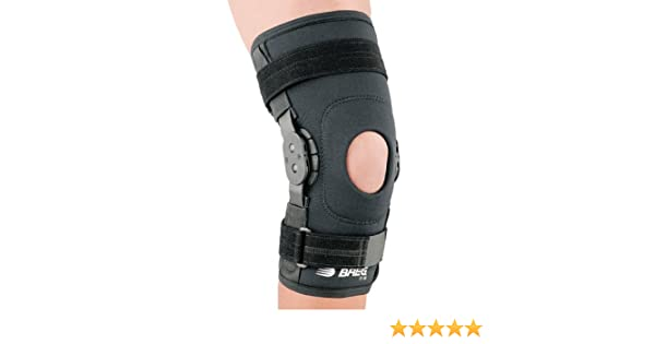 4c2ccc7fae Amazon.com: Breg ShortRunner Knee w/Adjustable Horseshoe (Medium): Health &  Personal Care