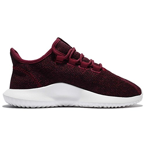 ADIDAS Women's Tubular Shadow W, Cburgu/Black/White, 6.5 US