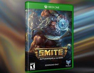 Smite Beta Key Xbox One