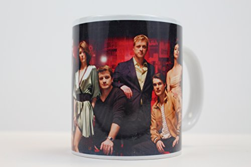 Firefly Cast 11oz Ceramic Coffee Mug