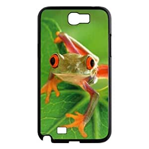 Frog Phone Case For Samsung Galaxy Note 2 N7100 [Pattern-1]
