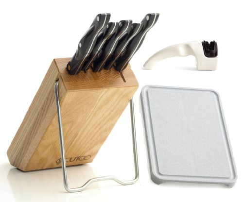 CUTCO Model 1847 Space Saver set with #1725 full size chef k
