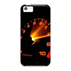 New Style DustinHVance Rmp Meter Premium Tpu Cover Case For Iphone 5c