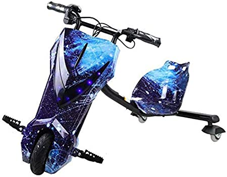 Drifting Electric Power Scooter 3 Wheels