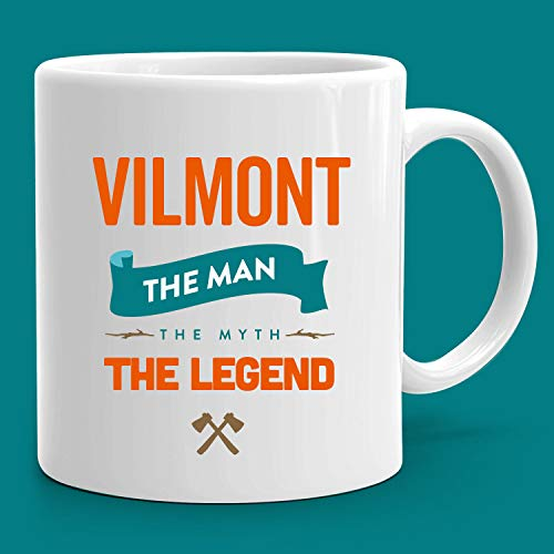 That MugPersonalized Mug Vilmont Vilmont11 GiftCeramic Oz Says 0wO8knP