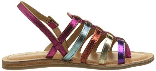 wide range of sale online outlet genuine Les Tropéziennes par M. Belarbi Women's Heripo Gladiator Sandals Pink (Fuchsia/Multi) for sale footlocker sast cheap online bKvuF1k