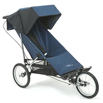 Baby Jogger Freedom Stroller With 16 In Wheels