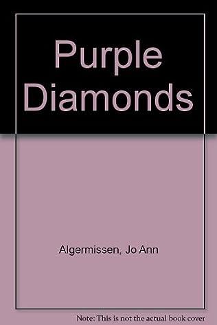 book cover of Purple Diamonds