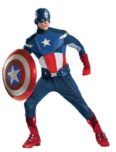 Disguise Avengers Captain America Costume