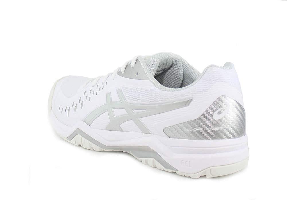 ASICS - Herren Gel-Challenger 12 Schuhe White/Silver