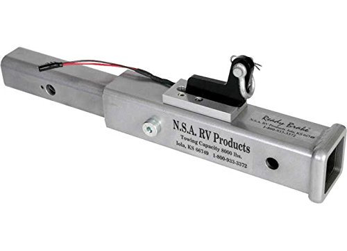 NSA RV Products RB-4000 Receiver Style Ready Brake