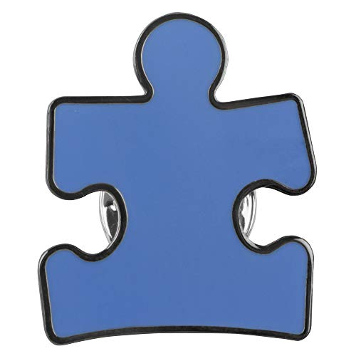 (Official Autism Speaks Puzzle Piece Awareness)