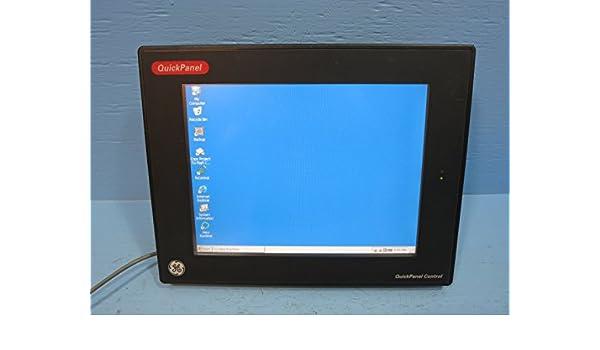 GE IC754CSF12CTD-NM panel de interfaz de operador de pantalla táctil QuickPanel HMI: Amazon.es: Industria, empresas y ciencia