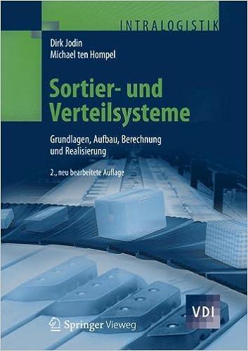Sortier- und Verteilsysteme (VDI-Buch)