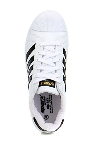 Sparx Men's Sm-323 Dip Canvas Shoes - Black