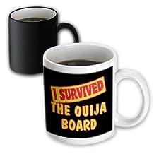 Dooni Designs Survive Sayings - I Survived The Ouija Board Survial Pride And Humor Design - 11oz Magic Transforming Mug (mug_118371_3)
