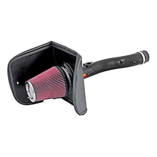 K&N 63-9034 AirCharger Performance Air Intake System