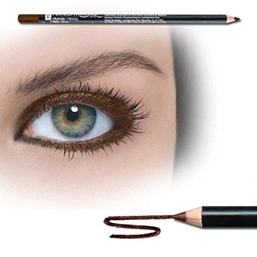 Fashion Make-Up FMU1130107 Crayon Yeux Bois N°7 Cuivre