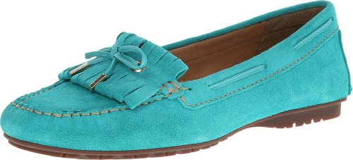 Turquoise Sebago Meriden Suede Women's Kiltie AfqT8w