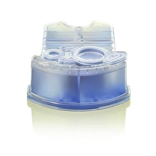 Braun Limpia y renueva los cartuchos de recarga CCR, 4 unidades (el empaque puede variar)