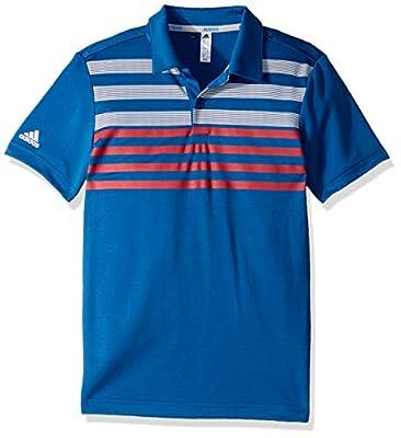 adidas Golf Chest Stripe