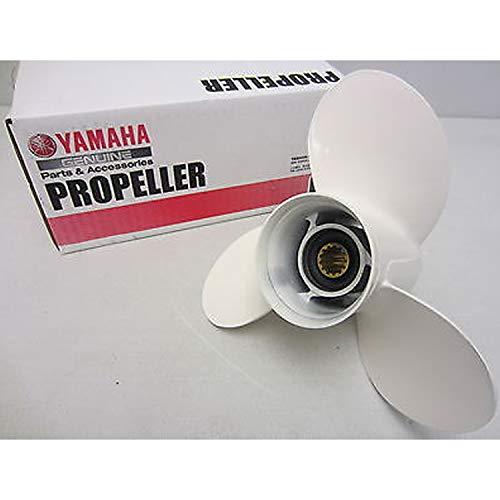 Yamaha OEM Propeller 10-3/8X13 Prop 6H5-45945-00-00; 6H5459450000