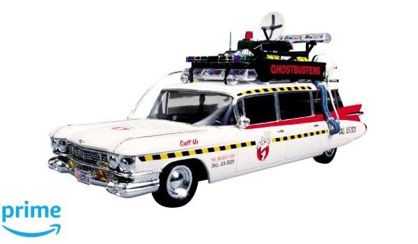 Round 2 Ghostbusters Ecto 1 1 25 Scale Model Kit Amazon Com Au