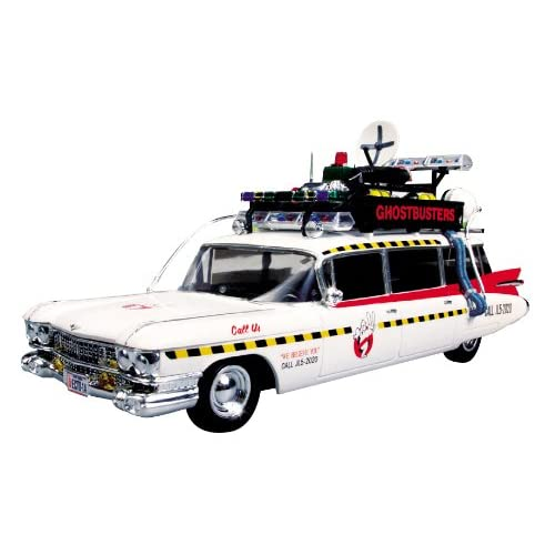 KIT Ghostbusters Cadillac Ecto-1A - AMT 1/25e