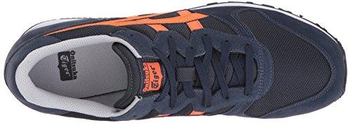 Onitsuka Tiger Mænds Alvarado Mode Sneaker Indien Blæk / Orange g5sqfEFhi