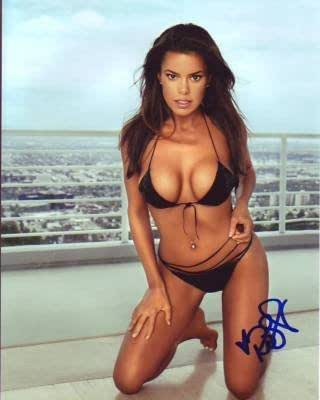 ROSA BLASI signed autographed SEXY BIKINI photo (1) at