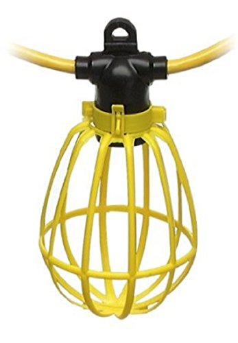 Construction Extension Cord with Lights: Amazon.com