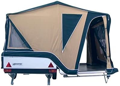 Remolque tienda para camping Montana Explorer Desert de ...