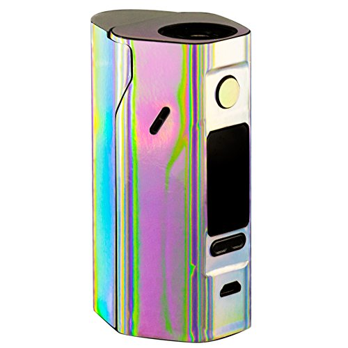 PIMP MY VAPE - Custom Protective Vinyl Decal for ecig (e-cigarette) WISMEC REULEAUX RX 2/3 Cover - Best quality skin - Second life to your box mod, wrap and enjoy + BONUS STICKER (Laser)