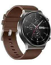 BAAIFC 22mm Lederen Band Voor Huawei Horloge GT 2 Pro Polsband Horlogeband Voor Huawei Gt2 Pro Band Armband Vervangbare Accessoires