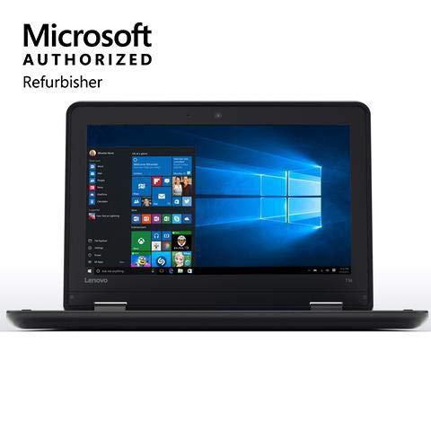 Lenovo ThinkPad 11e Laptop 11.6in, Intel Celeron N2920, 8GB RAM, 128GB SSD, Win10 Home (Renewed) ()