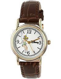 Disney Women's W000554 Tinker Bell Cardiff Watch