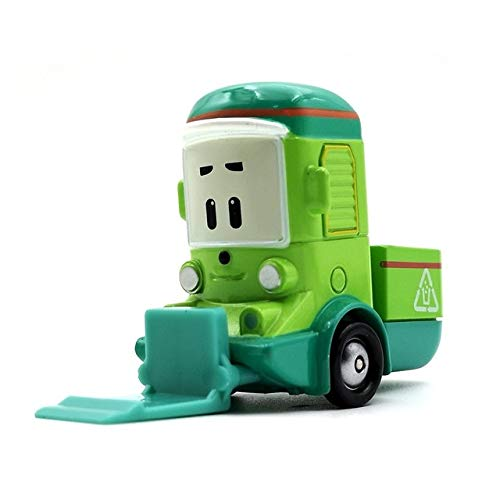 23 Style Kids Toys Anime Action Figures Anba Car Toys Robocar Poli - Toys Kids Pully Pug