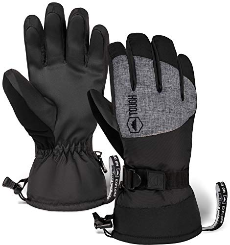 Ski Snow Gloves Waterproof