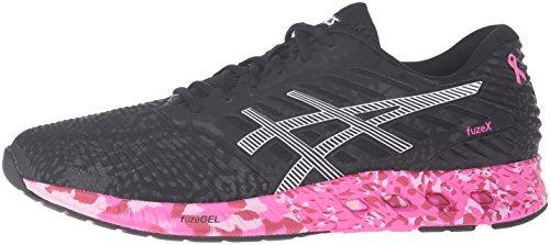 ASICS-Mens-Fuzex-PR-Running-Shoe-BlackWhitePink-Ribbon-12-M-US