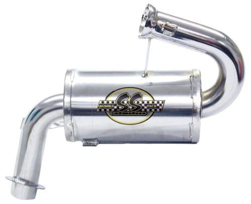 (SNO Stuff Rumble Pack Single Canister Silencer 331-403)