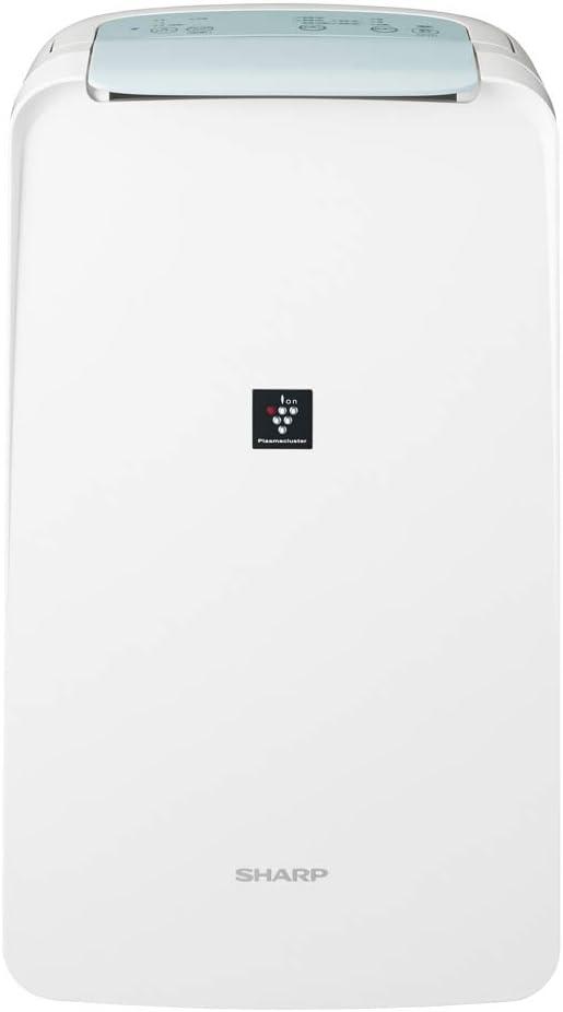 シャープ 除湿機 衣類乾燥 プラズマクラスター 7L ホワイト 除湿量: 7L/日 CV-J71W