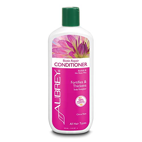 Biotin Repair Conditioner Aubrey Organics 11 fl oz Liquid