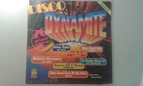 Disco Dynamite-20 Aktuelle Original Hits (1980)(12