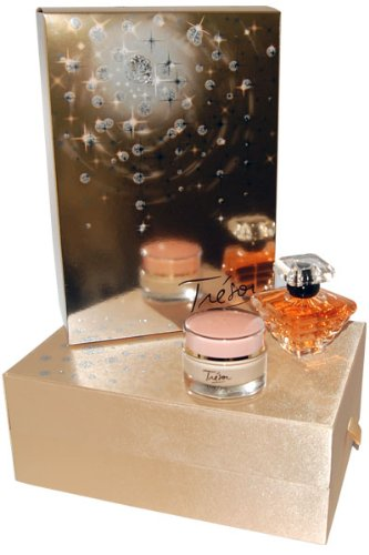 Amazon.com: CARTON LANCOME TRESOR EDP 50 ML + GIFT: Beauty