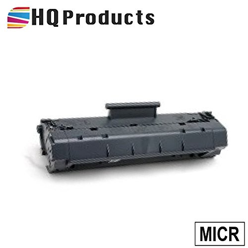 HQ Products Compatible Replacement for HP 92A (C4092A) Black MICR Cartridge for use in HP LaserJet 1100, 1100A, 1100A se, 1100A xi, 1100se, 1100xi, 3200, 3200M, 3200se Series Printers ()